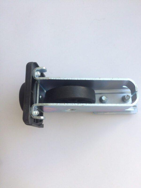 Ролик опорный SGN.01.320 поставщика Алютех (Alutech) с пластиковой заглушкой для шины