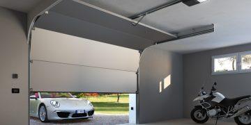 Приводы для секционных ворот: гаражных бытовых и промышленных. Вальные и потолочные приводы.