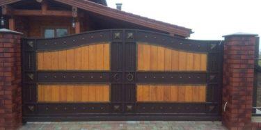 Кованые ворота и калитки, любая сложность, дешево и подороже. По Вашему эскизу. Срочное изготовление.