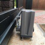 Автоматика для откатных ворот Home Gate с монтажом в Барановичах