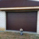 Ворота DoorHan Дорхан RSD02 в Беларуси фото
