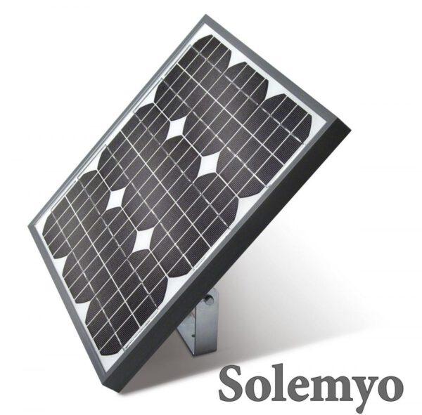 Солнечная батарея solemyo от Nice