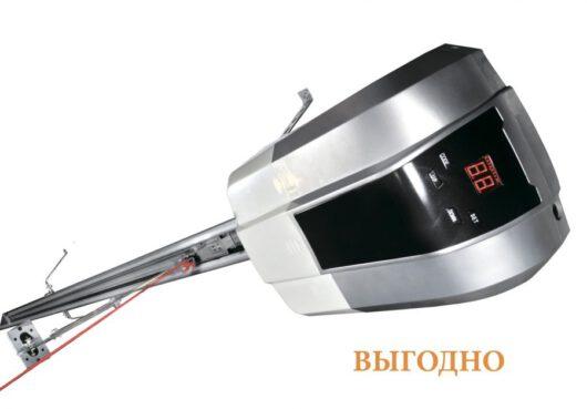 Как выглядит электропривод An Motors ASG600 или ASG1000